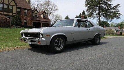 1972 Chevrolet Nova for sale 100952202