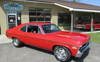 1972 Chevrolet Nova for sale 100962336