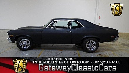 1972 Chevrolet Nova for sale 100964730