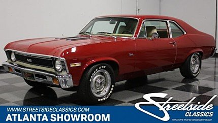 1972 Chevrolet Nova for sale 100970137