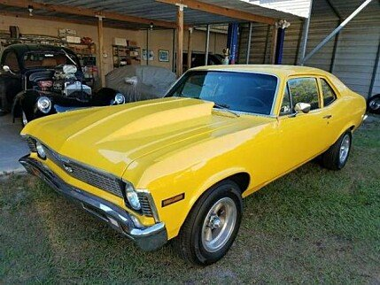 1972 Chevrolet Nova for sale 100975156