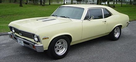 1972 Chevrolet Nova for sale 100983712