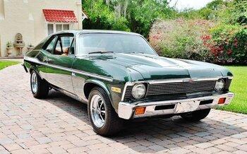 1972 Chevrolet Nova for sale 100987645
