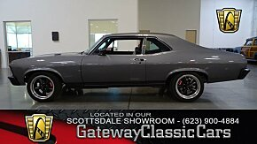 1972 Chevrolet Nova for sale 100989198