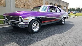 1972 Chevrolet Nova for sale 100990022