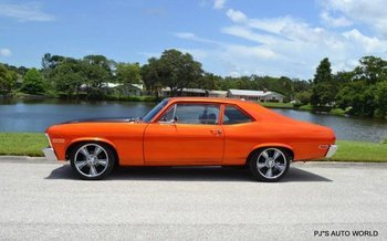 1972 Chevrolet Nova for sale 101005509