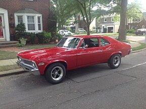 1972 Chevrolet Nova for sale 101013997