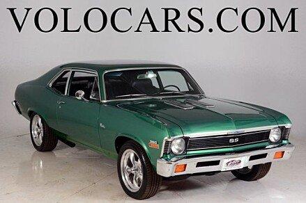 1972 Chevrolet Nova for sale 101025495
