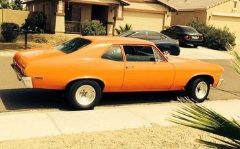 1972 Chevrolet Nova Coupe for sale 101030818