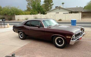 1972 Chevrolet Nova Coupe for sale 101031725