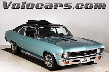 1972 Chevrolet Nova for sale 101040311