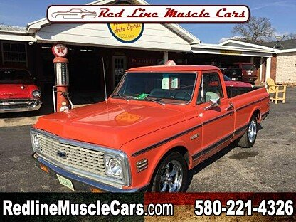 1972 Chevrolet Other Chevrolet Models for sale 100956251