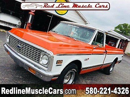 1972 Chevrolet Other Chevrolet Models for sale 100983370