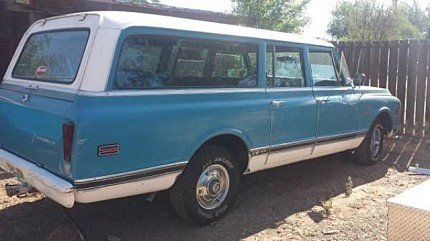 1972 Chevrolet Suburban for sale 100826314