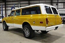 1972 Chevrolet Suburban for sale 100842184