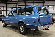 1972 Chevrolet Suburban for sale 100845102