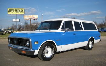 1972 Chevrolet Suburban for sale 100859035