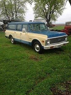 1972 Chevrolet Suburban for sale 100862259