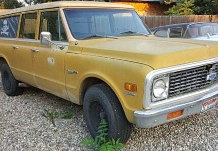 1972 Chevrolet Suburban for sale 100909131