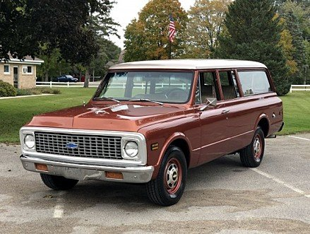 1972 Chevrolet Suburban for sale 101039654