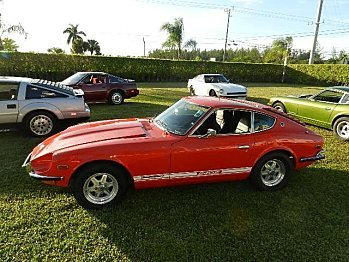1972 Datsun 240Z for sale 100961787