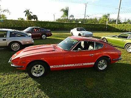 datsun 240z classics for sale classics on autotrader. Black Bedroom Furniture Sets. Home Design Ideas