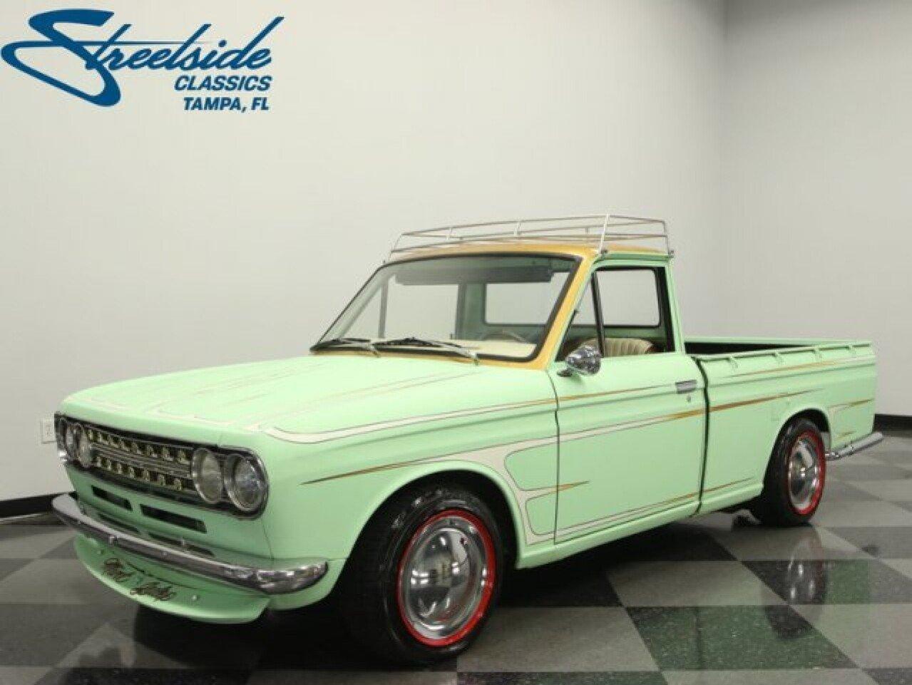 1972 Datsun Pickup For Sale Near Lutz Florida 33559