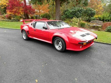 1972 De Tomaso Pantera for sale 100838746