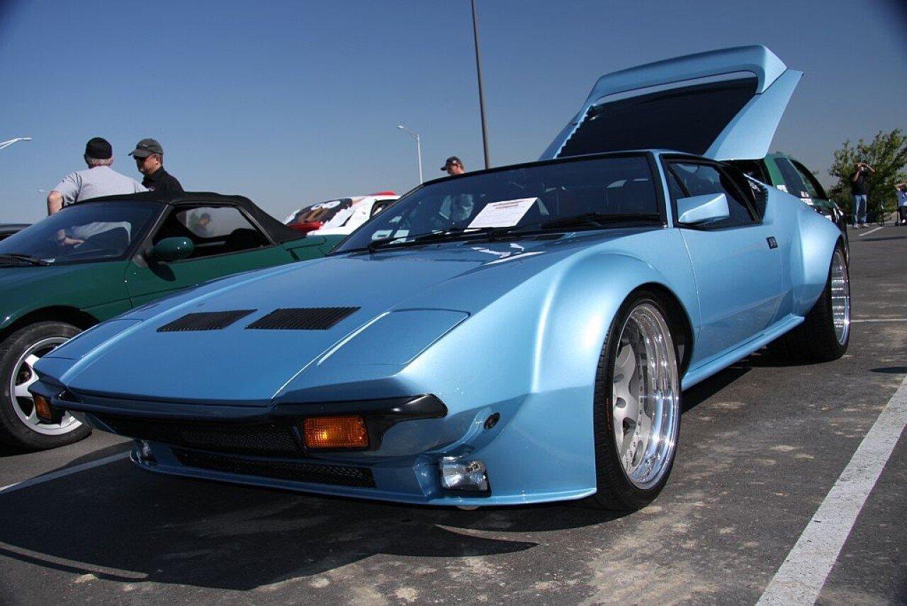 1972 De Tomaso Pantera for sale near Fresno, California ...