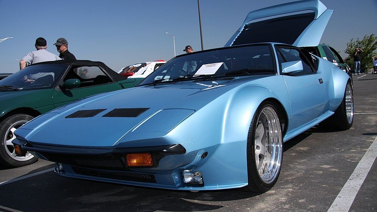 1972 de tomaso pantera for sale near fresno california 93730 classics on autotrader. Black Bedroom Furniture Sets. Home Design Ideas