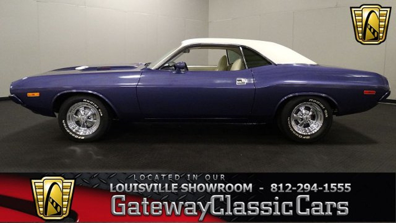 1972 Dodge Challenger for sale 100878882
