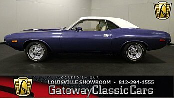 1972 Dodge Challenger for sale 100920523