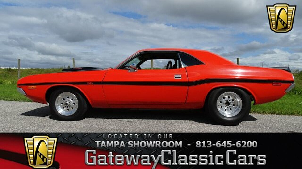 1972 Dodge Challenger for sale 100964550