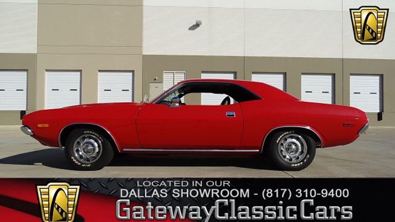 1972 Dodge Challenger for sale near O Fallon, Illinois 62269 ...