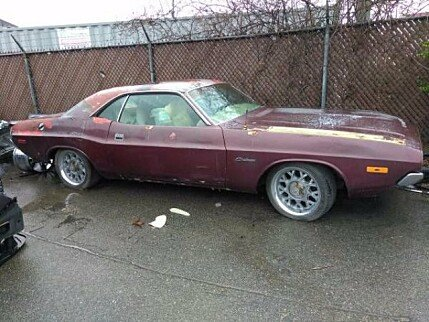 1972 Dodge Challenger for sale 100913982