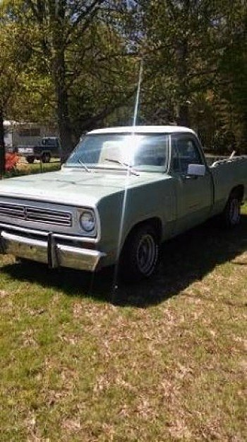 1972 Dodge D/W Truck for sale 100826226