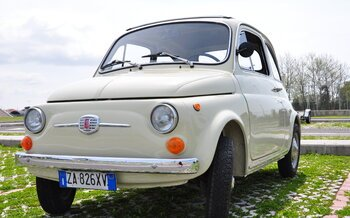 1972 FIAT 500 for sale 100770488