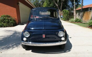 1972 FIAT 500 for sale 100855860