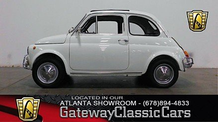 1972 FIAT 500 for sale 100965626
