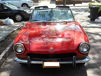 1972 FIAT Spider for sale 100789652