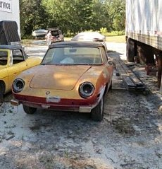 1972 FIAT Spider for sale 100803028