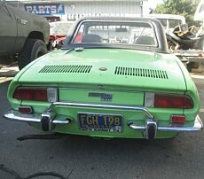 1972 FIAT Spider for sale 100838200