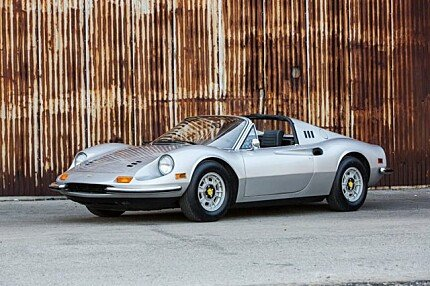 1972 Ferrari 246 for sale 100839353