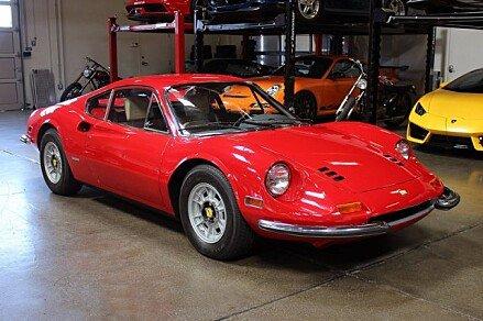 1972 Ferrari 246 for sale 100907913