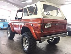 1972 Ford Bronco for sale 100815963