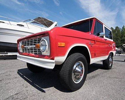 1972 Ford Bronco for sale 100855417