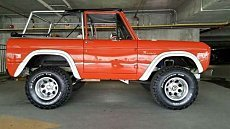1972 Ford Bronco for sale 100859600