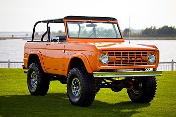 1972 Ford Bronco for sale 100771924