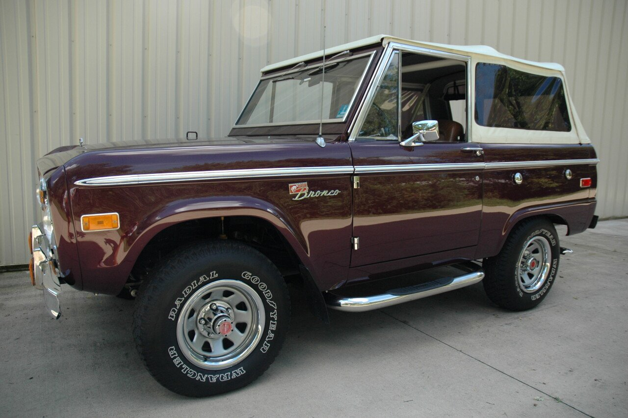 1972 ford bronco for sale 101027999