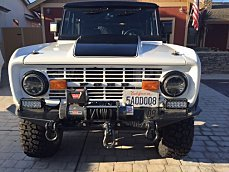 1972 Ford Bronco for sale 100757845